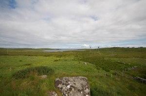 Hill of Bones & Macaulay Croft, Shawbost, Isle of Lewis