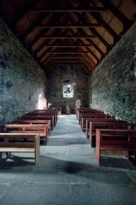 st Moluag's interior